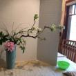 瓶花 自由 梨 石楠花 グラス