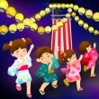 盆踊り~^^♪