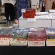 姫路山陽百貨店に出展中です。
