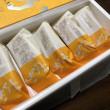 【梅田】私のおやつストックに♪「クリームインチーズケーキ・せとか」(グラマシーニューヨーク 阪急梅田店)