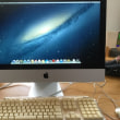 iMac無事、設定変更が