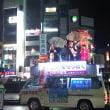 埼玉12区林ひでひろ候補の熊谷駅での宣伝