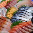 今年初!根室「生サンマ」、「刺身バイキング」デビュー!!発寒かねしげ鮮魚店の魚屋しげ。