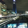 新宿のクリスマスイルミネーション