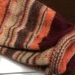 手編み靴下 作品NO.197