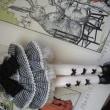 Galumモデルリカちゃん*20周年記念『20人のお人形服作家とリカちゃん』