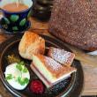 紅茶カフェで平日限定ケーキセット 2018年11月14日水曜日