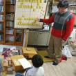 12月18日子供教室の風景。