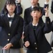 高等部3年生の合唱ミニコンサート