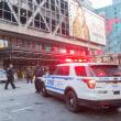 マンハッタン中心部で爆発