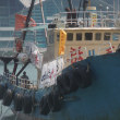 9.15--->>>>9.18 香港保釣船出航