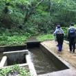 横川堰源流を訪ねる