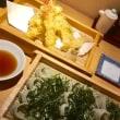 赤坂でへぎ蕎麦。