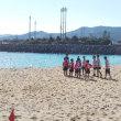 第2回ビーチサッカー沖縄カップ小学生