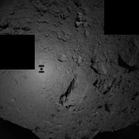 小惑星探査機はやぶさ2 MINERVA-Ⅱ1分離