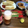 ニュージンジャービールと秋刀魚🍻