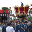 百舌鳥八幡月見祭り(巡回)