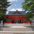 赤城神社。