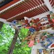 三峰神社 御影石から龍が出た!