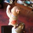 できあがり!博多人形リメイク第二段