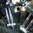 Harley-Davidson XL883N シリンダー交換