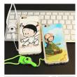 ボーイ ガール ペア ストラップ iphone6s ケース 人気