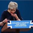 イギリス  「辞任は問題になっていない」というメイ首相 求心力低下が鮮明に