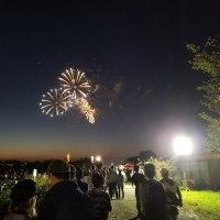秋の花火大会