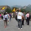 Great Wall at Badaling  12. Aug. (八達嶺長城)