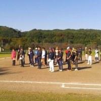 地域のソフトボール大会