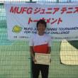 福井県MUFGジュニアトーナメント