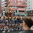 富岡八幡宮のお神輿!