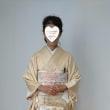 29.11.12の出張着付4件中1件目は堺市北区、色留袖の着付依頼でした。