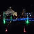 「フィリピン」編 世界遺産の町ヴィガン9 夜の噴水ショー2