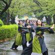 デジブック 『軌)雨の中の演舞』