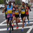 びわこ毎日マラソン見物記(おそらくその一):強いのは外国人選手ばっかりなのに新聞ではあまり名前が出ないなあ・・・・