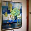「務川 裕子 絵画展」 、 とても素敵でした!!