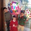 誕生日とクリスマス