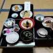 見仏旅行2018:高野山宿坊の食事
