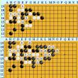 囲碁死活1487囲碁発陽論