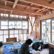良い家を造って売りたいプロジェクト!いすみ市大原『 なんとなく中庭みたいなHOUSE 』⌂Made in 外房の家。は、引き続き大工工事順調進行中!&電気配線打合せ完了!です。