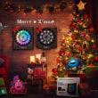 VDartsクリスマススペシャル背景