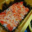 紅鮭のいずし作り
