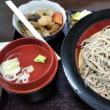 西和賀町 寒ざらし蕎麦+天ぷら