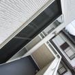 お盆休暇直前 風当たりの強い2階サッシに シャッターを付ける 茨城 筑波