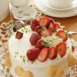 息子のバースデーケーキ