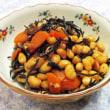 1月22日「ひじきと大豆の煮つけ」