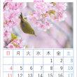 カレンダー作成!