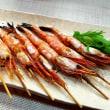 長男が輪島で釣た魚を食べてきました。