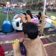 【3歳】プリキュアショー&ジュエルミネーション@よみうりランド